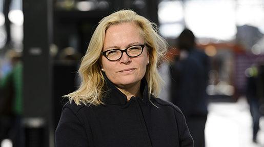 STOCKHOLM 20150928 Britta Leijon, ST:s ordförande kritiserar förslag om  nytt meddelarskydd Foto: Henrik Montgomery / TT / kod 10060