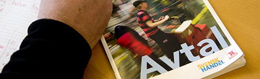 G÷TEBORG 2014-04-05 Fackligt arbete hos Handels Foto: Adam Ihse / TT / Kod 9200