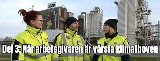 OXEL÷SUND 20151202 SSAB Foto: Janerik Henriksson / TT / Kod 10010