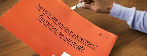 Stockholm 20140109 : Med start pfredag fÂr landets 2,1 miljoner pension‰rer besked om hur deras allm‰nna pension fˆr‰ndras i Âr. Foto:Anders Glans / PPM / Handout / kod 10500 **OBLIGATORISK BYLINE: PPM / ** **Endast fˆr redaktionell anv‰ndning. Bilden kommer frÂn en extern k‰lla och distribueras i sin ursprungliga form som en service till vÂra abonnenter**