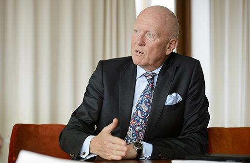 STOCKHOLM 20151001 Peter Jeppsson, ny vice vd och fˆrhandlingschef pSvenskt N‰ringsliv. Foto: Henrik Montgomery / TT / kod 10060