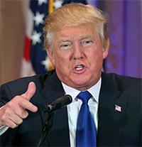 Donald Trump. Foto: AP / Andrew Harnik