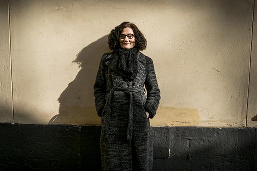 Ebba Witt-Brattström. Foto: Magnus Hjalmarson Neideman/TT