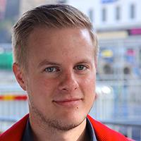 Karl-Henrik Rosberg.