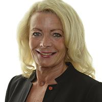 Pia Nilsson (S). Foto: Riksdagen