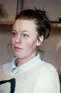 Linda Toresand. Foto: Henrik Witt