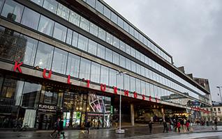 STOCKHOLM 20160210 Kulturhuset i Stockholm Foto: Marcus Ericsson / TT / Kod 11470