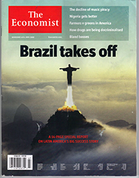 The Economist specialnummer 2009.