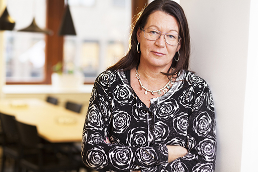 Lenita Granlund. Foto: Fredrik Sandin Karlsson