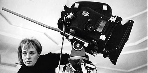 Regissören Mai Zetterling, 1950-tal.
