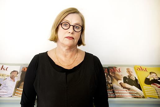 STOCKHOLM 2010-02-15 Anna Carlsson, ordfˆrande teaterfˆrbundet. Foto: Malin Hoelstad / SvD / SCANPIX / Kod 30212 ** OUT DN (‰ven arkiv) **