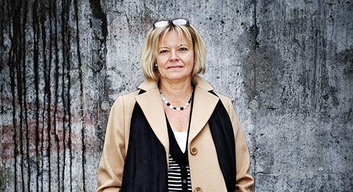 STOCKHOLM 2011-05-05 Anne-Marie Fransson, fˆrbundsordfˆrande fˆr IT och Telecomanst‰lldas fˆrbund. Foto: Tor Johnsson/SvD/SCANPIX/Kod 30513 ** OUT DN och Dagens Industri (‰ven arkiv)**