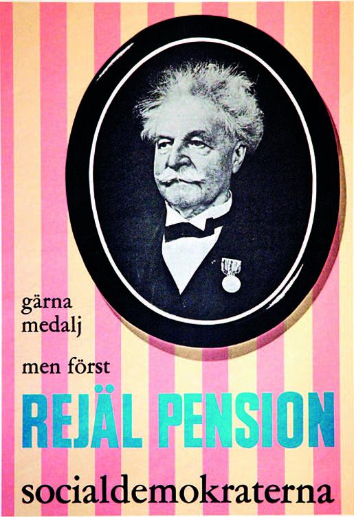 Rejäl Pension