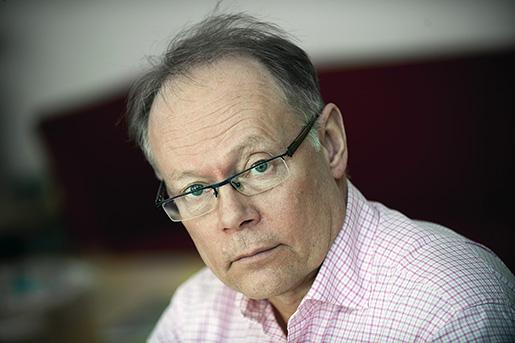 Janne Rudén. Foto: Urban Orzolek