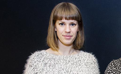 Maria Carlsson. Foto: Stina Gullander/TT
