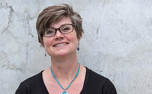 Mona Örjes. Foto: Torkel Edenborg