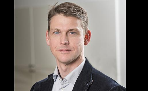 Niklas Hjert. Foto: Camilla Svensk