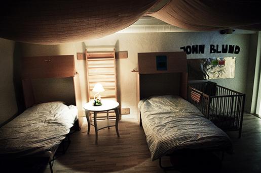 S÷DERTƒLJE 20101122 - Nattis, barnomsorg d‰r barnen sover ˆver. Den nattˆppna fˆrskolan John Blund i Sˆdert‰lje. Foto: Mikael Andersson / SCANPIX / Kod 10710
