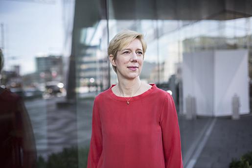 STOCKHOLM 2016-04-18 Anna Breman, chefsekonom pSwedbank. Foto: Anders Ahlgren / SvD / TT / Kod: 71756 ** OUT DN och Dagens Industri (‰ven arkiv) och Metro **