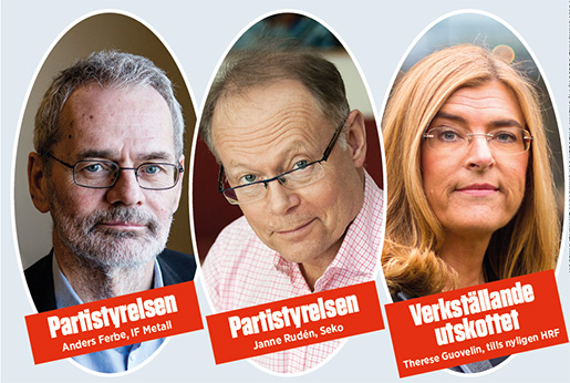 Foto: Christine olsson/TT, Urban Orzolek och Christoffer Hjalmarsson
