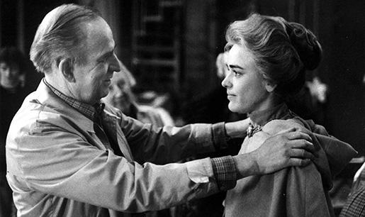 """Regissören Ingmar Bergman reds hela livet av sina neuroser, eller """"dämoner"""", men lyckades också göra bruk av dem i sitt yrke.Foto: Stefan Lindholm/TT"""