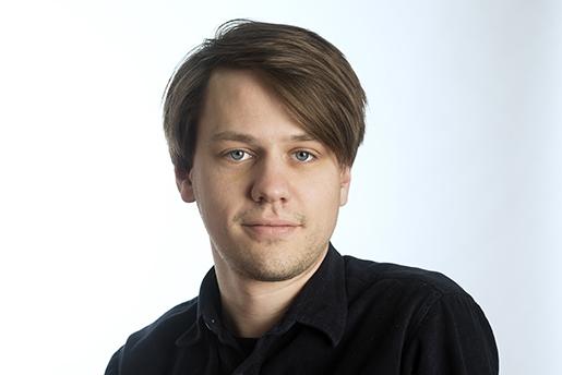 Oskar Taxén. Foto: Kommunal
