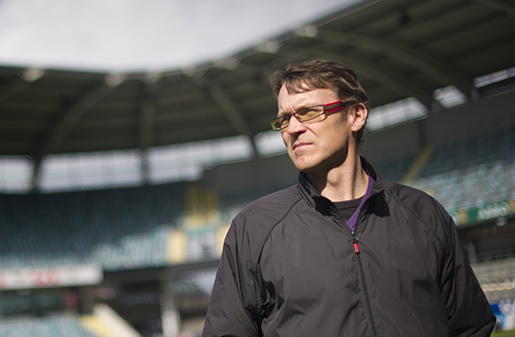 G÷TEBORG 20120423 Spelarfacket. Magnus Erlingmark, Spelarfˆreningens generalsekreterare. Foto Bjˆrn Larsson Rosvall / SCANPIX / Kod 9200
