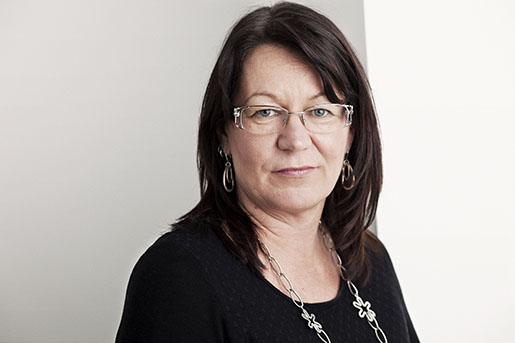 Kommunals avtalssekreterare Lenita Granlund köper inte Vårdföretagarnas argument. Foto: Kommunal