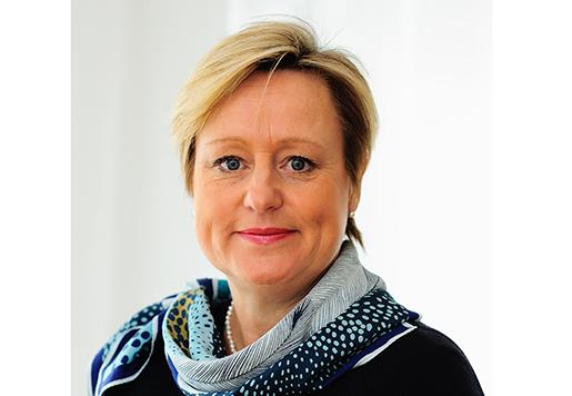 Inga-Kari Fryklund. Foto: Fredrik Welander