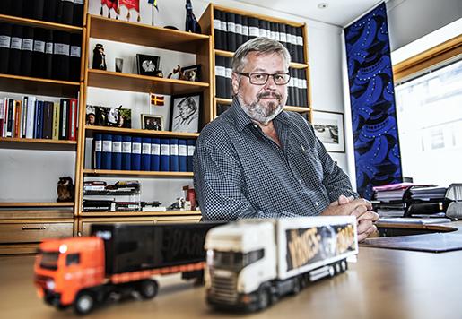 STOCKHOLM 2015-08-28 Lars Lindgren, ordfˆrande Svenska Transportarbetarefˆrbundet Foto: Tomas Oneborg / SvD / TT / Kod 30142 ** OUT DN och Dagens Industri (‰ven arkiv) och Metro**
