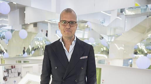 STOCKHOLM 2015-08-14 Joakim Bornold, ny sparekonom pNordnet Foto: Daniella Backlund / SvD / TT / kod 30585 ** OUT DN och Dagens Industri (‰ven arkiv) och Metro **
