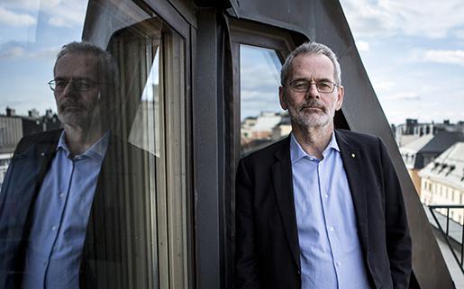 STOCKHOLM 20160317 Facken inom industrin hÂller presstr‰ff med anledning av det mycket komplicerade l‰get i avtalsfˆrhandlingarna. Anders Ferbe, fˆrbundsordfˆrande fˆr IF Metall. Foto: Christine Olsson / TT / Kod 10430