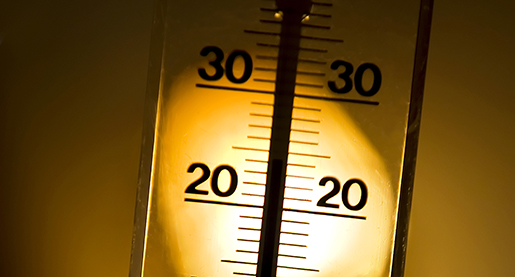STOCKHOLM 20080221 En termometer Foto: Claudio Bresciani / SCANPIX / Kod 10190