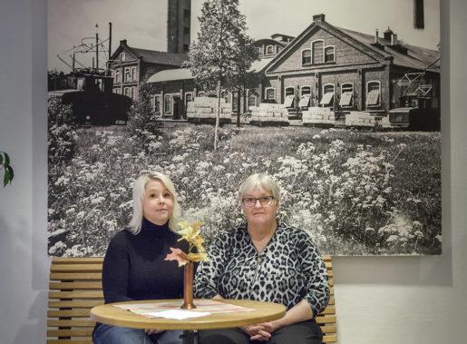 """""""Det var en stor sorg"""" och """"Det svider"""". Orden är Linda Nilssons och hennes mamma Birgitta Jonssons, som båda hade sina yrkesliv på Element six."""