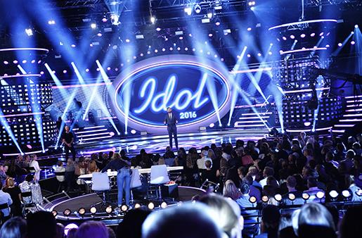 STOCKHOLM 20160930 P‰r Lernstrˆm infˆr fredagens omgÂng av veckofinalen i Idol 2016 Foto Jonas Ekstrˆmer / TT / kod 10030