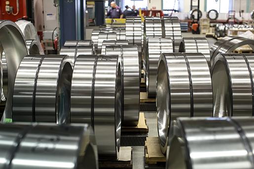 G÷TEBORG 2016-01-18 Tillverkning av lager vid SKF:s fabrik i Gˆteborg. Foto: Bjˆrn Larsson Rosvall / TT / Kod 9200