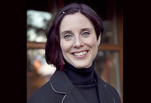 Ulrika Lindstrand. Foto: Sveriges Ingenjörer
