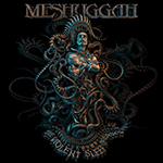 Meshuggah - The Violent Sleep Of Reason - Artwork