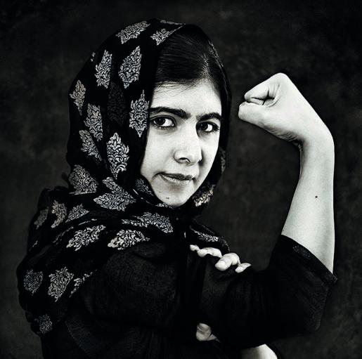 Malala Yousafzai.Foto: Albert Wiking