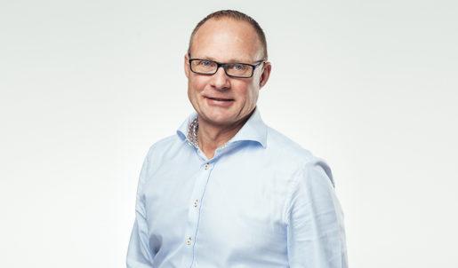 Björn Hellman. Foto: Måleriföretagen