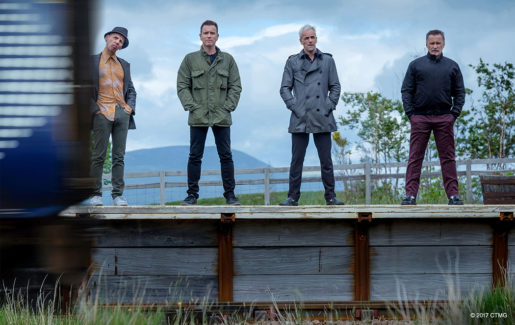 Scen från Trainspotting 2. Foto: Sony Pictures