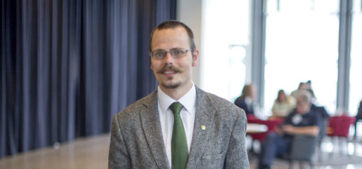 Max Andersson (MP. Bjˆrn Larsson Rosvall / TT / Kod 9200