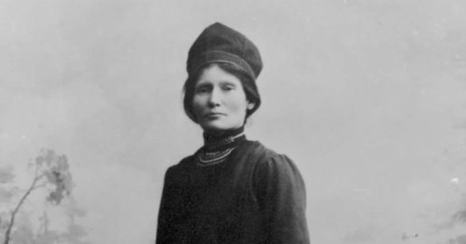 Elsa Laula Renberg (1877-1931) var en samisk aktivist och politiker. En ny bok om hennes liv presenterades under Sameveckan i Umeå.