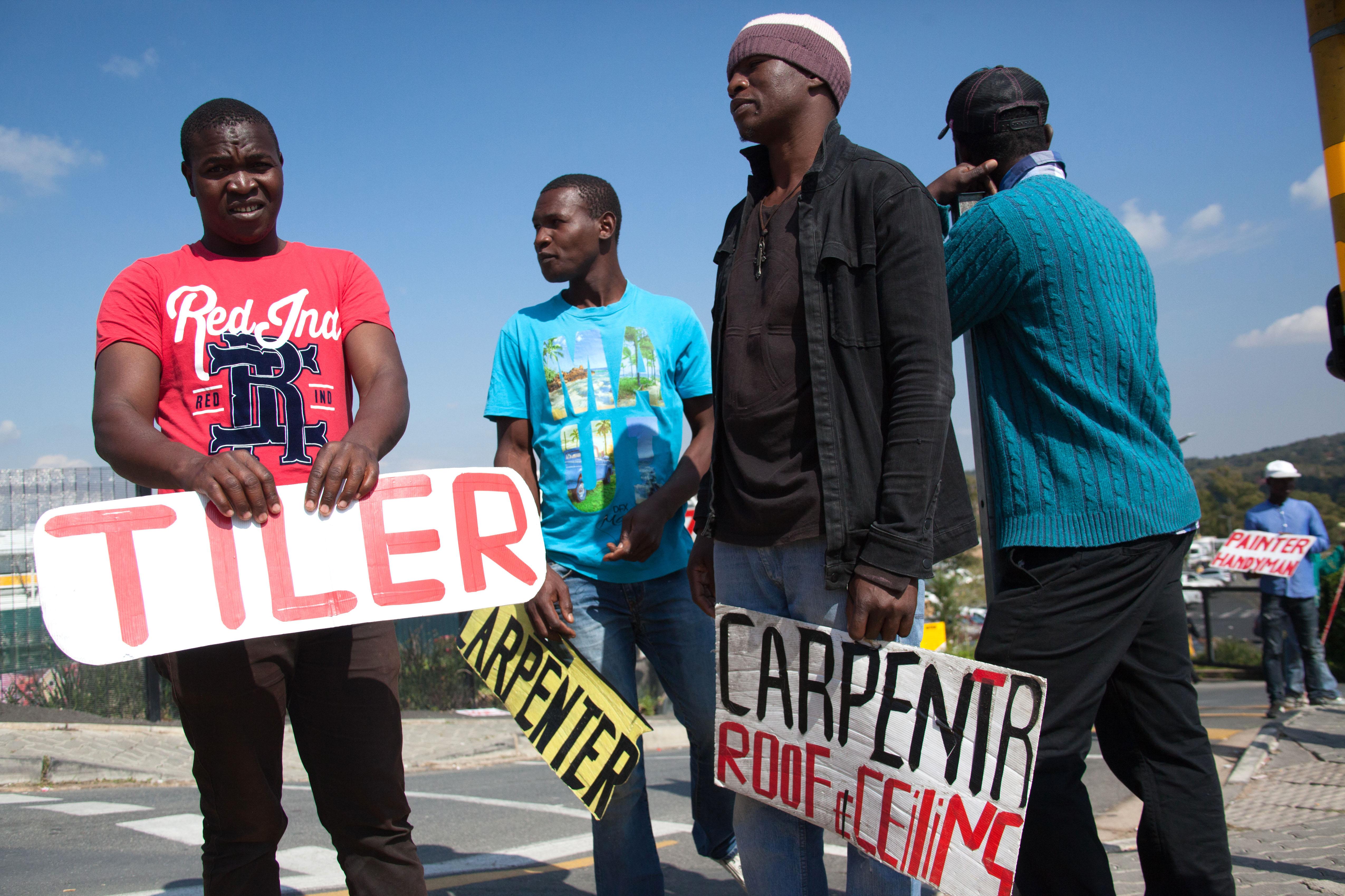 Minst tolv dodade i sydafrika