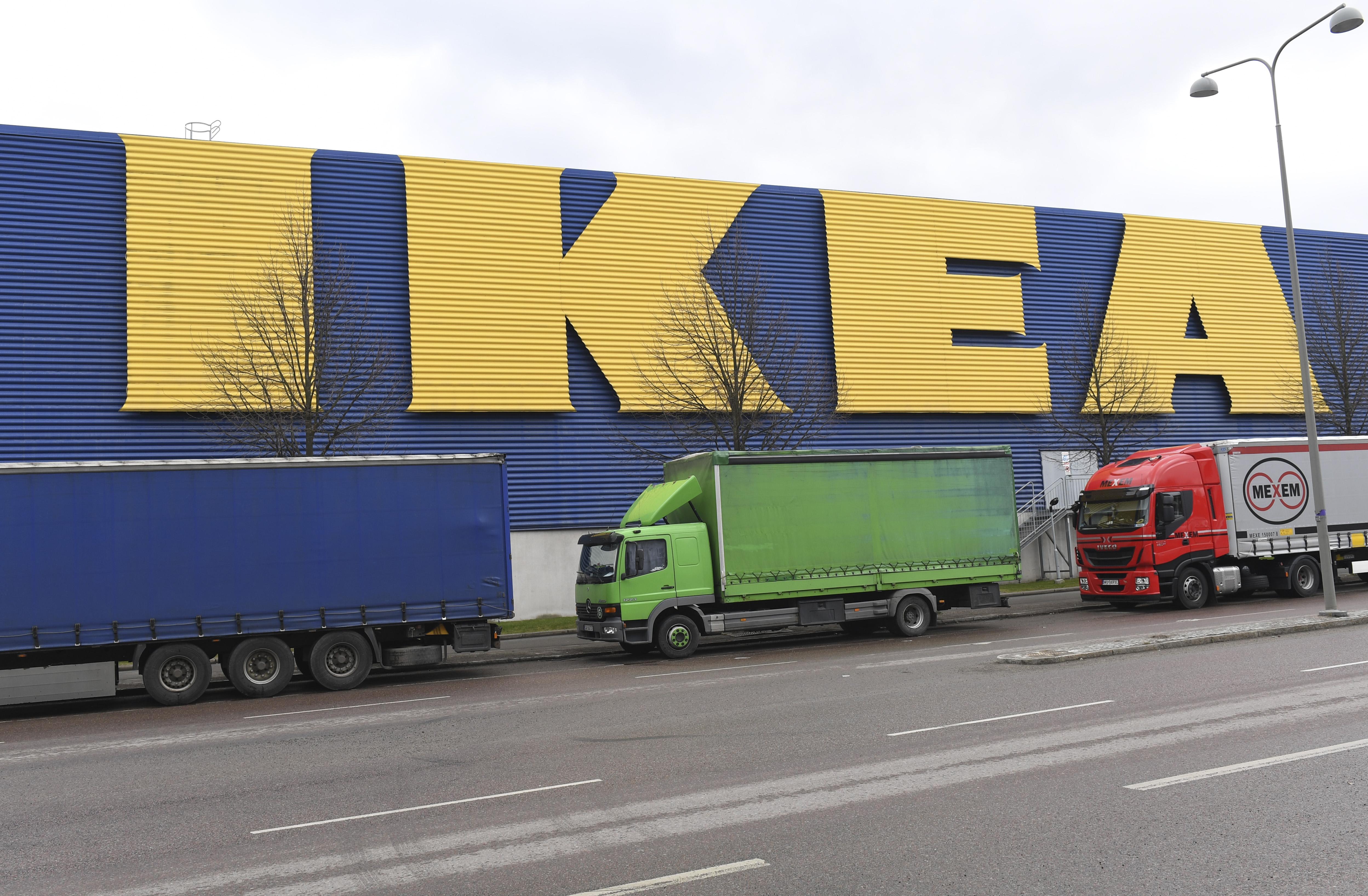 Ikea tvingas betala skadestand