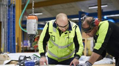 Norsk boom skapar brist pa arbetskraft