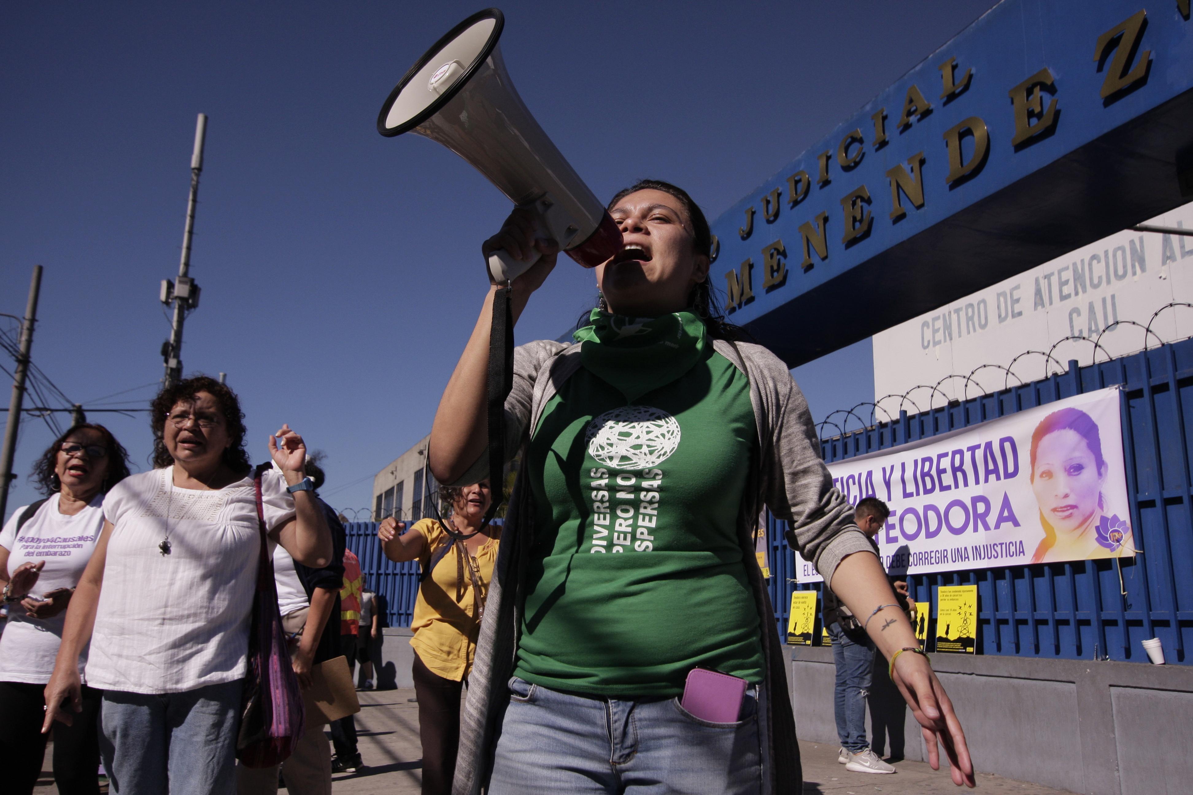 Protest mot abort motte protester