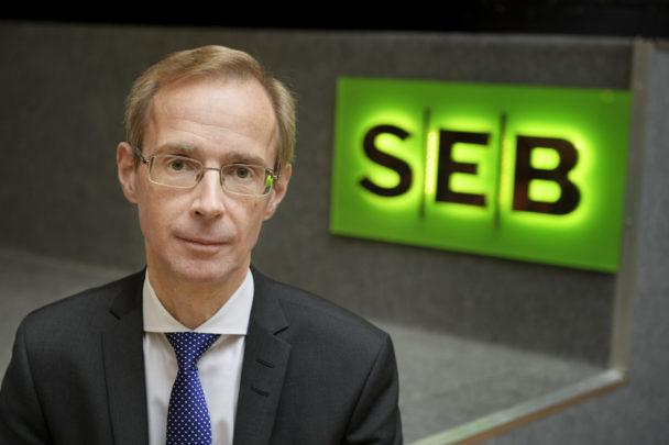 Robert Bergqvist, chefsekonom på SEB.