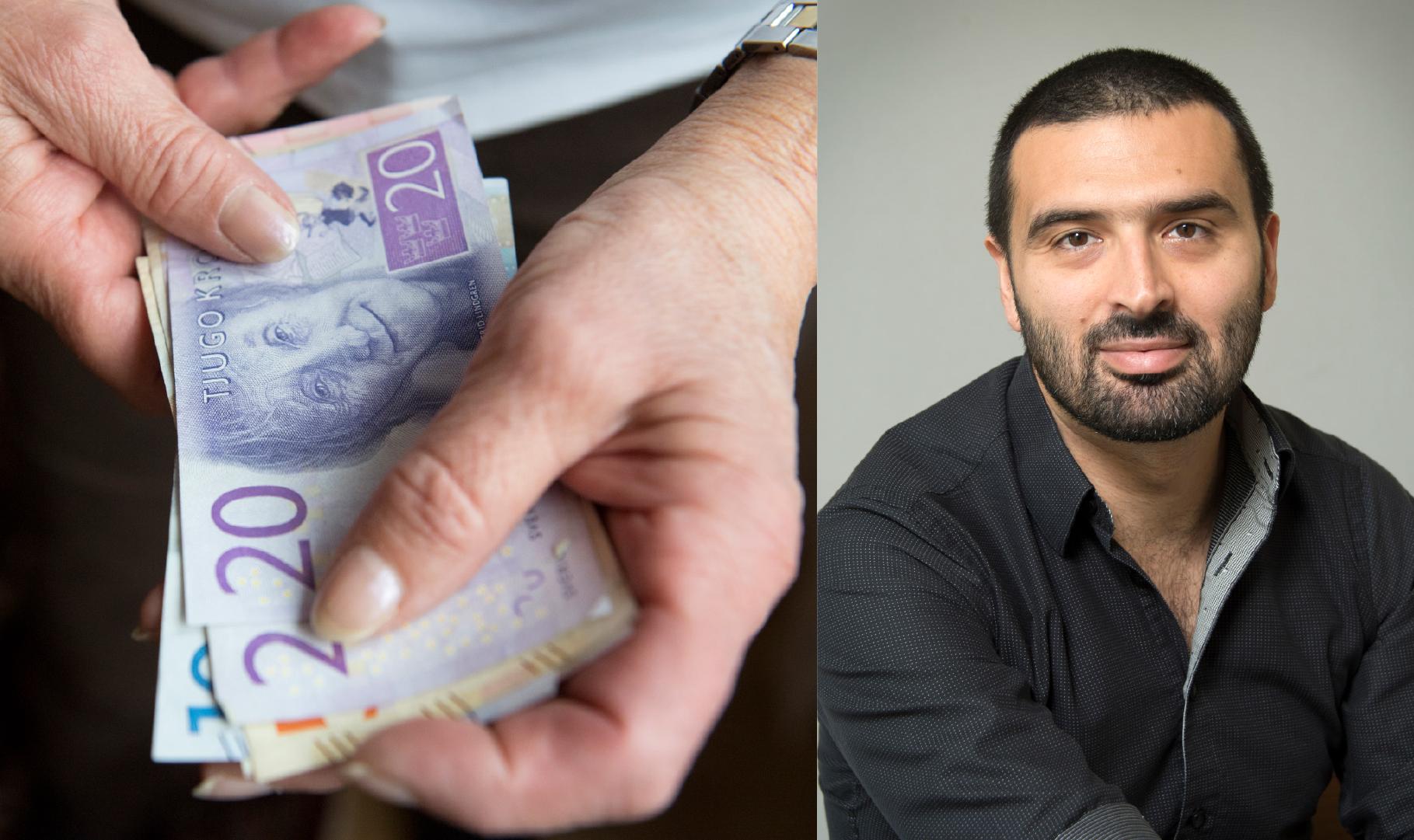 Parter brakar om fackavgiften