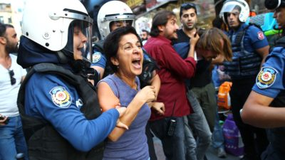 Mutskandal i turkiet